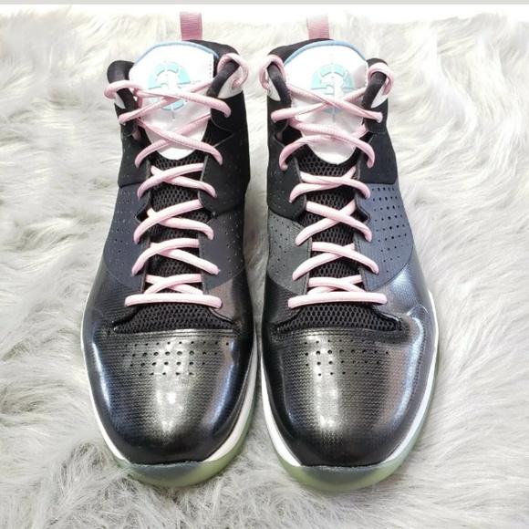 meet 868eb 13af8 Nike Air Jordan Fly Wade Black Un Pink Miami beac